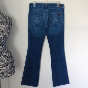"""🌺🌺 7 For All Mankind """"A"""" Pocket Jeans"""